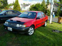 1993 Toyota Tercel for sale - used car under $1000 on craigslist cars