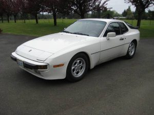 Porsche 944 for sale on Craigslist cars