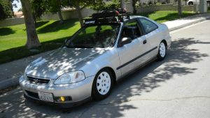 Honda Civic Coupe for sale on Craigslist cars