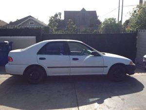 1992 Honda Civic DX 4 Doors for sale