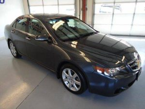 2004 TSX Acura for sale