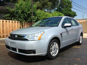 2008 ford focus on Craigslist cars