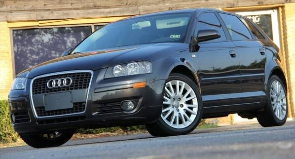 Audi A3 found on Craigslist Houston Cars & Trucks